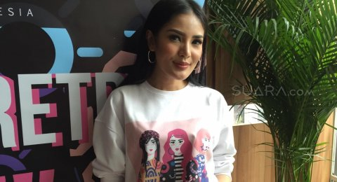 Gara-Gara Ikuti Tips Beauty Influencer, Wajah Nindy Ayunda Jadi Tak Karuan