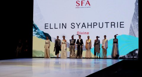 SFA Usung Tema The Transition di Indonesian Fashion Week 2019