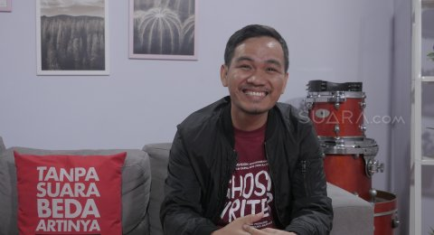 Ghost Writer, Karya Bene Dion Si Penulis Film Box Office sebagai Sutradara