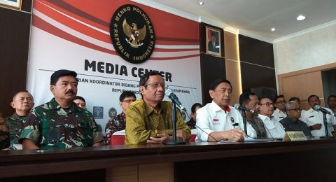 Wiranto Nilai People Power Amien Rais saat Aksi 22 Mei Gagal Total