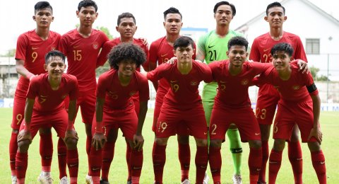 Image result for TIMNAS U-19