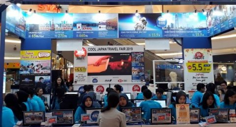 5 Keseruan di Cool Japan Travel Fair Summarecon Mal Serpong