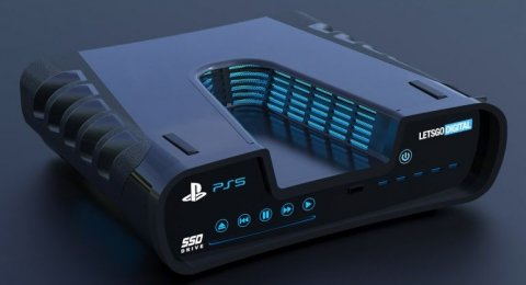 Inikah Bentuk PlayStation 5?