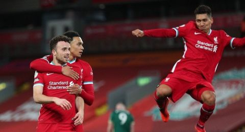 Link Live Streaming Liga Inggris Liverpool Vs Leicester 23 November 2020