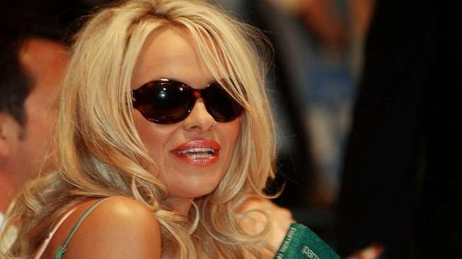 Aktris Pamela Anderson. (Shutterstock/Everett Collection)