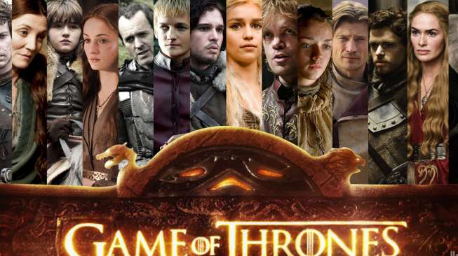 Poster Game of Thrones. (gameofthrones.wikia.com)