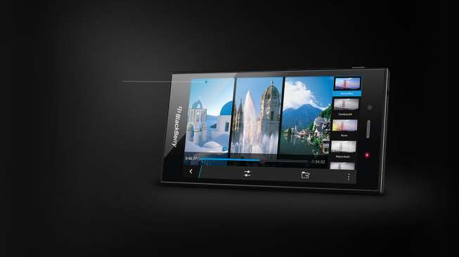 Blackberry Z3 Jakarta Edition (Blackberry Indonesia).