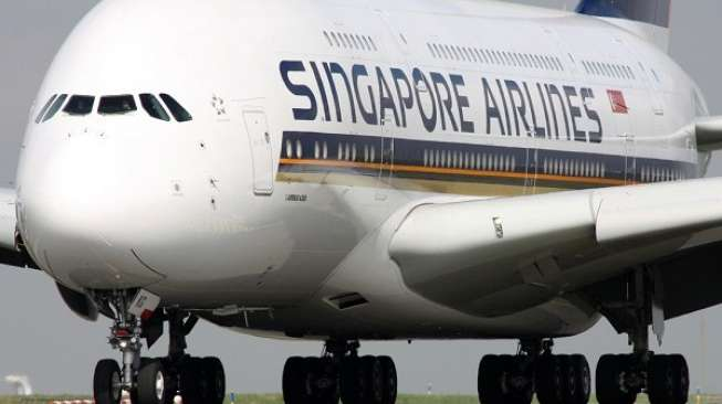Singapore Airlines  (Shutterstock)