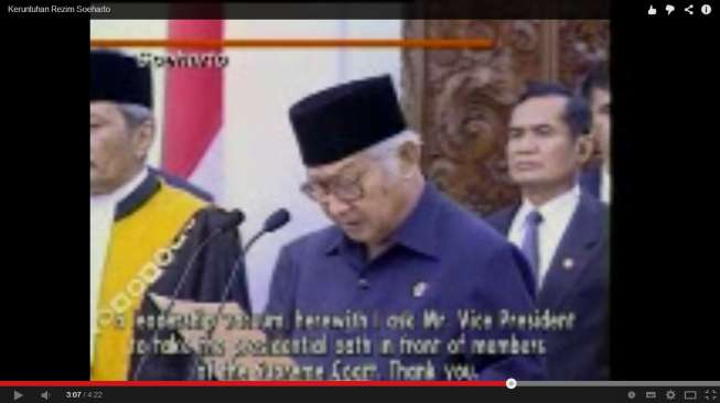 Soeharto (Youtube)