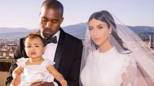 Kardashian wedding kim