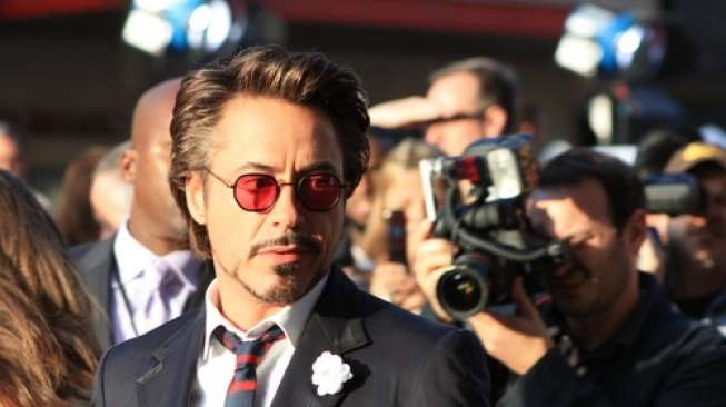 Robert Downey Jr. (Shutterstock)