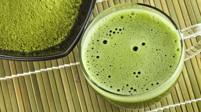 Teh hijau matcha. (Sumber: Medic Magic)
