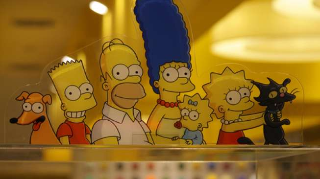 Stand Up Comedy Ini Anggap The Simpsons Rasis