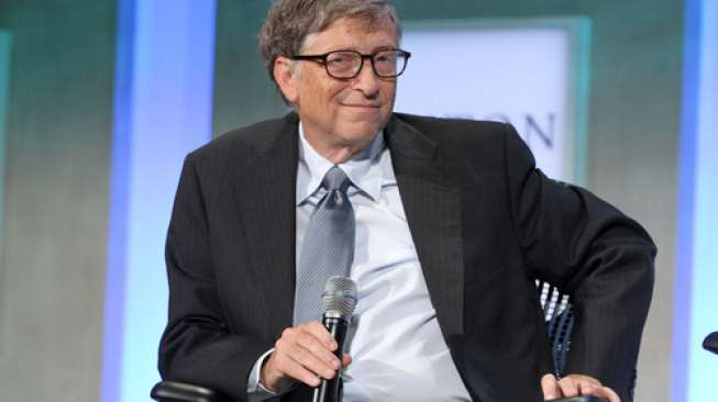 Bill Gates. (Shutterstock)