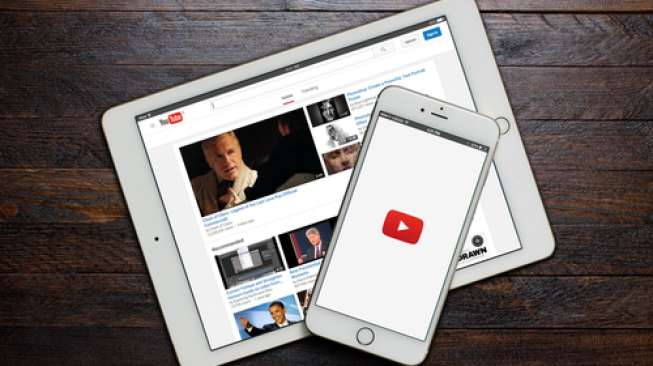 CEO Youtube Larang Anak-anaknya Nonton Video di... Youtube!