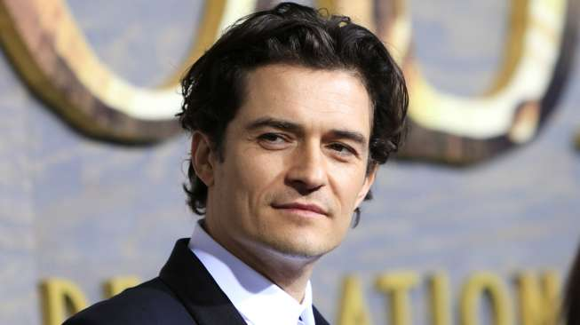 Orlando Bloom [shutterstock]