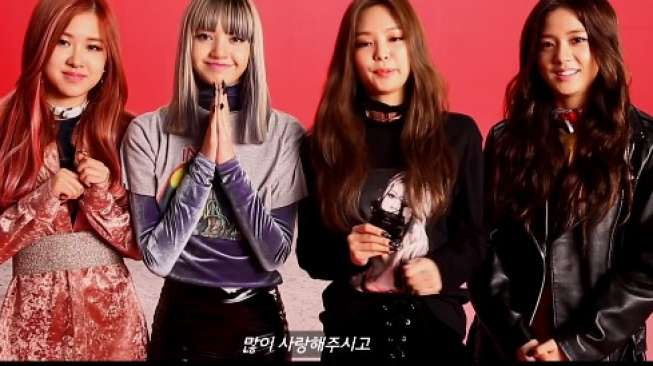 BLACKPINK. (YouTube)