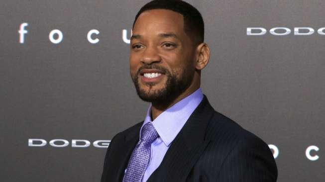 Viral Video Backflip dengan High Heels, Will Smith Sampai Kebingungan!