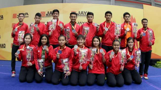 Indonesia Runner-up Kejuaraan Junior Asia, Susy: Kita Kalah Fight