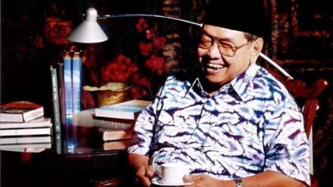 Kemensos Resmi Usulkan Gus Dur Jadi Pahlawan Nasional