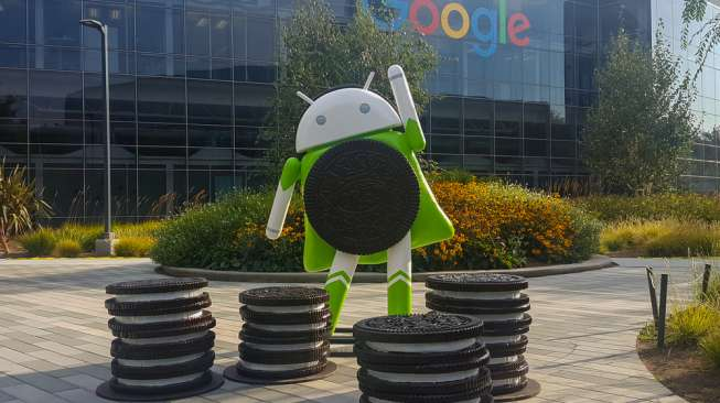 Android Oreo. [Shutterstock]