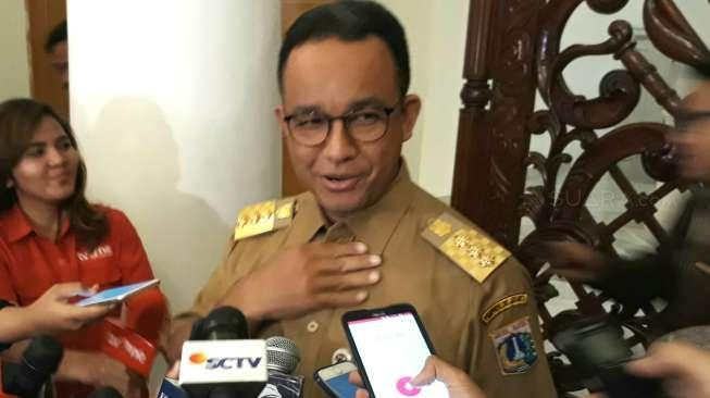 Dengar Anies Pidato, Alumni Kanisius Walk Out