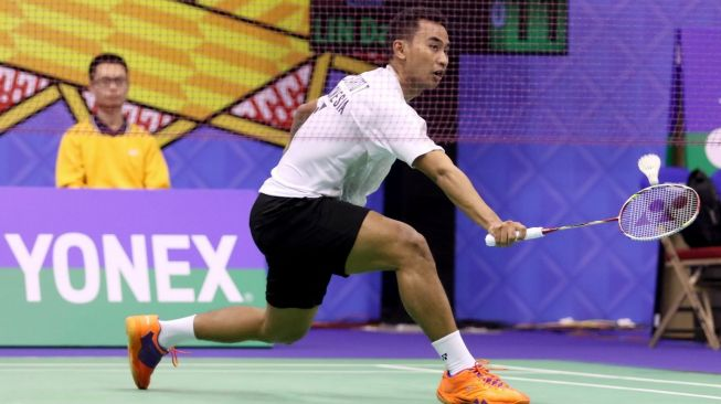 Tommy Sugiarto Absen, Ini Wakil Indonesia di Thailand Masters 2019