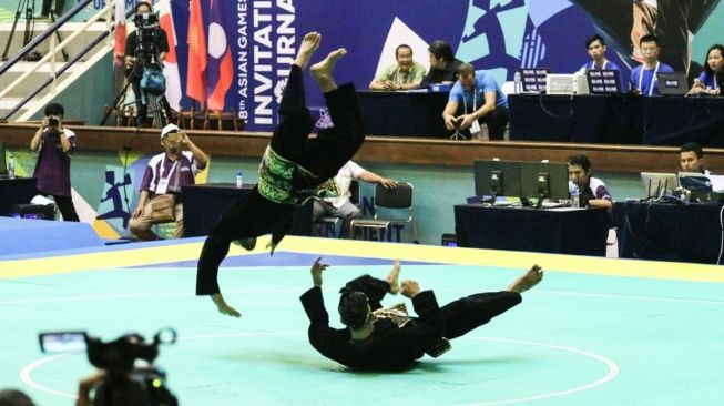 Perdana di Asian Games, Menpora: Silat Simbol Bangsa Indonesia