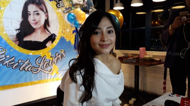 Nikita Willy (Ismail/Suara.com)