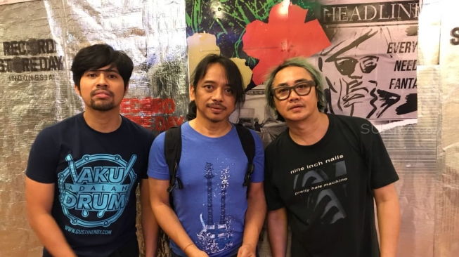 Band GIGI Bawa Pesan Damai di World Music Festival