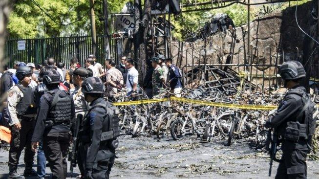 Rahasia di Balik Cepatnya Densus 88 Tangkap Teroris di Surabaya