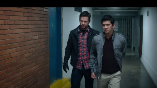 Adegan Fighting di Film Mile 22, Hasil Koreografi Iko Uwais