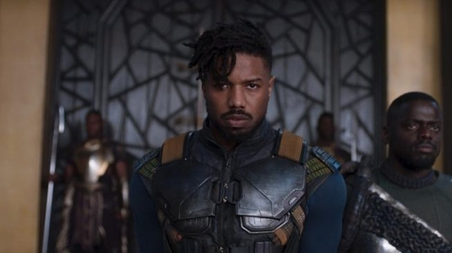 Musuh Black Panther Masuk Nominasi Teen Choice Awards 2018