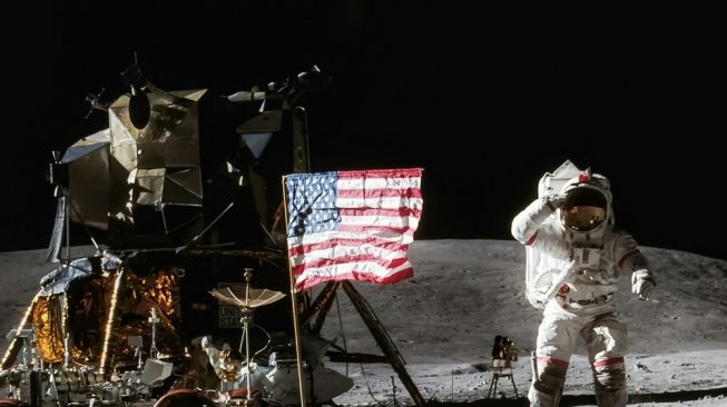 Apollo 11. [Shutterstock]