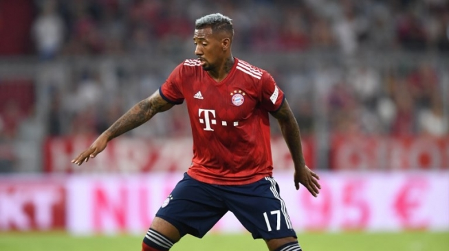 Bek Bayern Munich, Jerome Boateng [Christof STACHE / AFP]