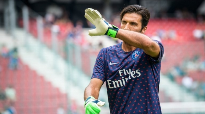Kiper Paris Saint-Germain [Jure Makovec / AFP]