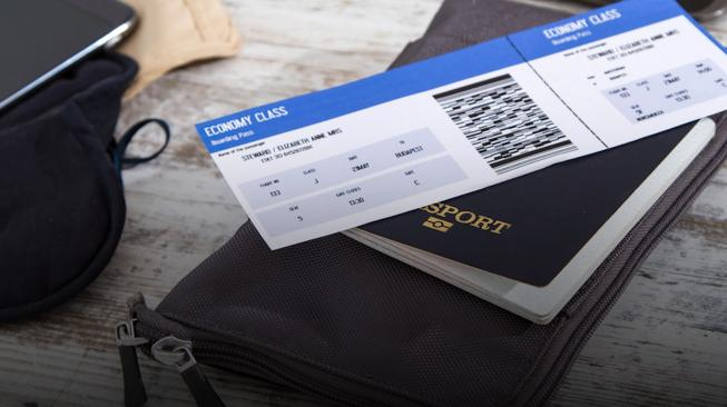 Seram! Bahaya Upload Foto Boarding Pass ke Sosial Media (shutterstock)