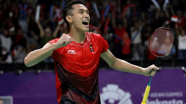 Jonatan Christie di Video panas itu ? SEMANGAT JO !