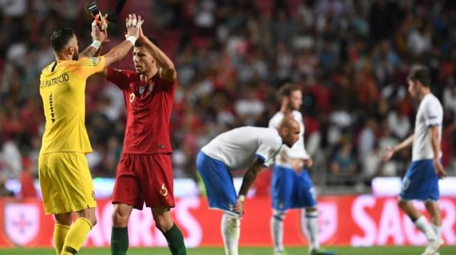 Hasil Pertandingan UEFA Nations League 10 September 2018