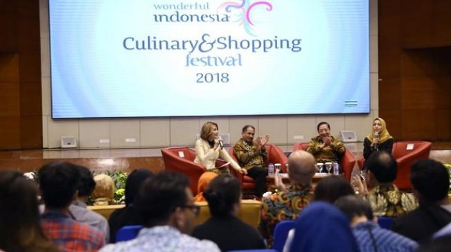 Wow, Wonderful Indonesia Culinary Festival Akan Hadir di 150 Mal!