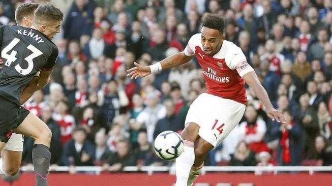 Arsenal Hajar Everton 2-0 di Emirates Stadium