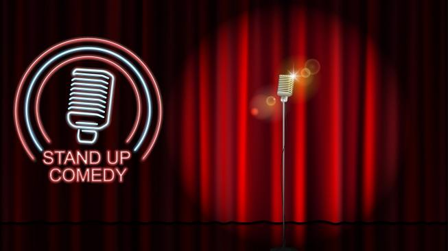 Stand Up Comedy (Shutterstock)