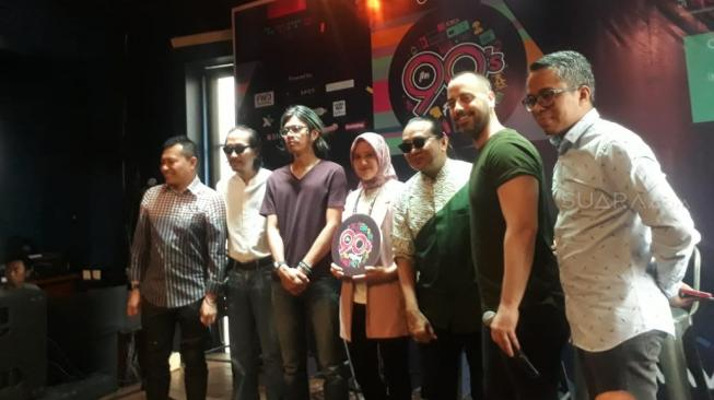 Kembali Digelar, The 90's Festival Hadirkan Blue dan The Moffatts