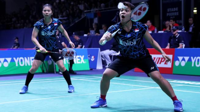Fuzhou China Open : Dua Wakil Indonesia Kandas di Perempat Final