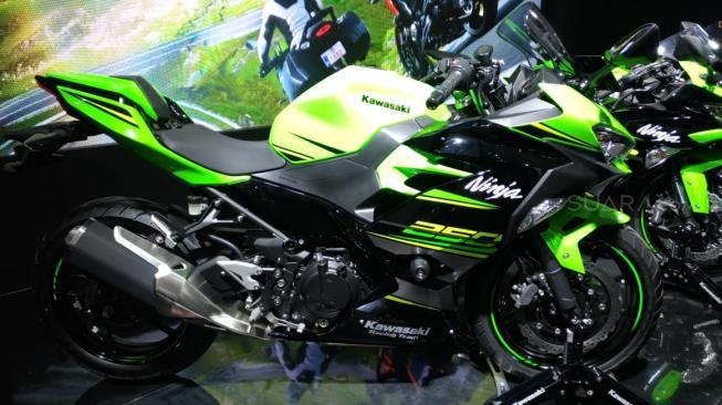 Kawasaki Rilis Ninja 250 Model Year 2019 di Indonesia
