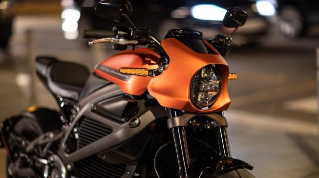 Harley - Davidson Livewire di EICMA [Cycle World].