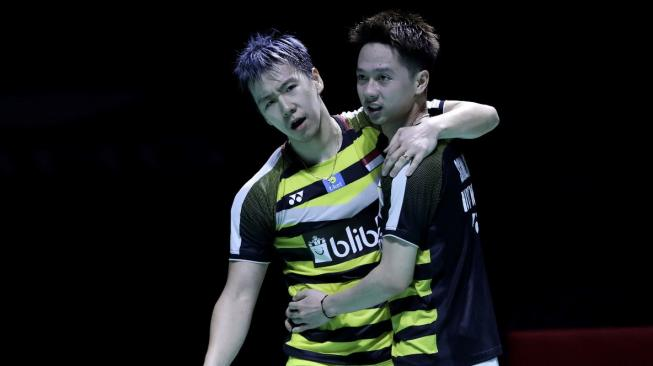 Kevin / Marcus dan 4 Wakil Indonesia Masuk Nominasi BWF Player of the Year