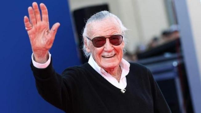 Stan Lee. (the independent)