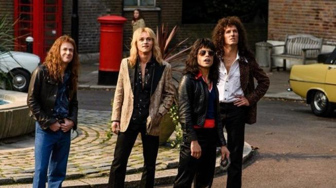Salah satu adegan film Bohemian Rhapsody. (20th Century Fox)