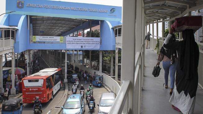 Skybridge Rawamangun Ditargetkan Selesai April 2019